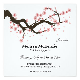 Japanese Invitations Announcements Zazzlecomau - Birthday invitation in japanese