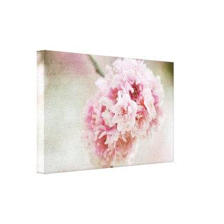 Cherry Blossom Botanical Gallery Wrap Canvas