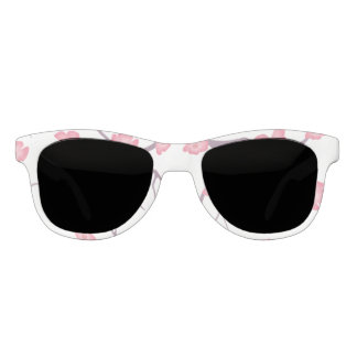 Cherry Blossom Branches Sunglasses - Small Flowers