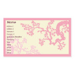 Cherry Blossom - Business Business Card Templates