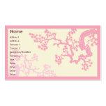Cherry Blossom - Business Business Card Templates
