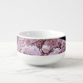 Cherry Blossom Canopy Soup Mug
