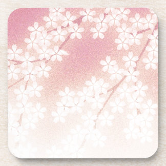 Cherry Blossom Drink Coaster