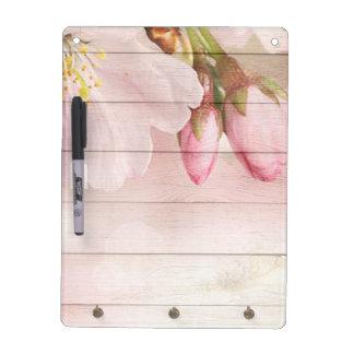 Cherry Blossom Dry Erase Board