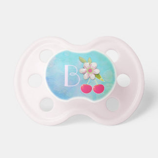 Cherry Blossom Baby Pacifier