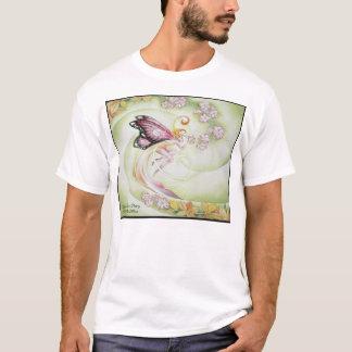 Cherry Blossom Faery T Shirt
