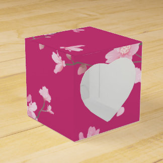 Cherry Blossom Favour Box