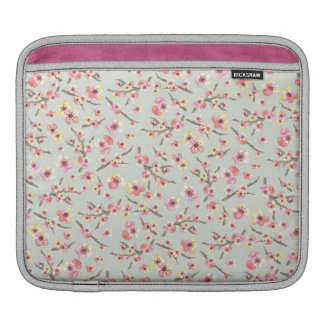 Cherry Blossom Floral Sleeves For iPads