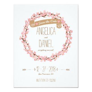 Shop Zazzle's selection of spring wedding invitations for your special day!