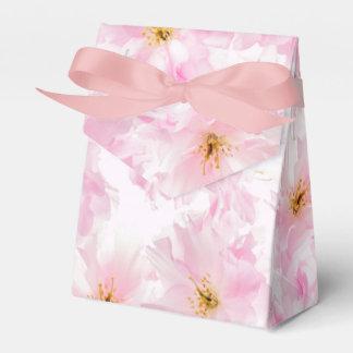 Cherry Blossom flowers Favour Box