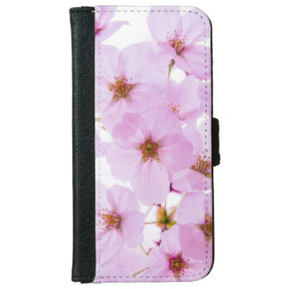 Cherry Blossom Flowers in Tokyo Japan iPhone 6 Wallet Case