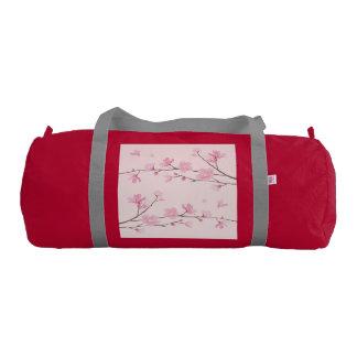 Cherry Blossom Gym Duffel Bag