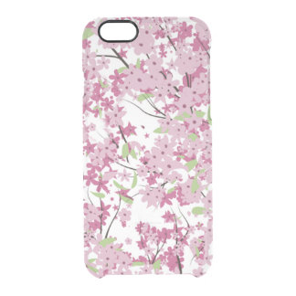 Cherry Blossom iPhone 6/6S Clear Case