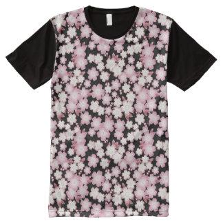 Cherry Blossom - Japanese Sakura- All-Over Print T-Shirt