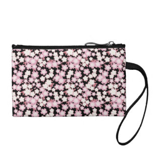 Cherry Blossom - Japanese Sakura- Coin Purse