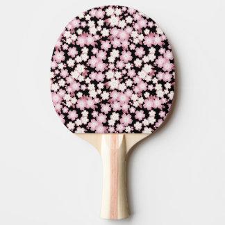 Cherry Blossom - Japanese Sakura- Ping Pong Paddle
