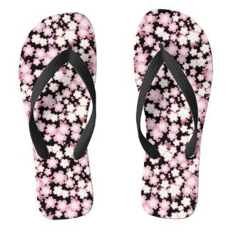 Cherry Blossom - Japanese Sakura- Thongs