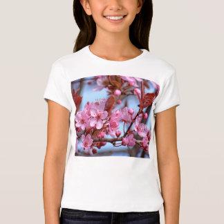 Cherry Blossom Japanese Tee Shirt
