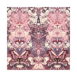 Cherry Blossom Kingdom Canvas Print