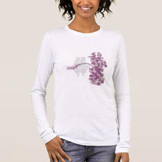cherry-blossom long sleeve T-Shirt