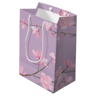 Cherry Blossom Medium Gift Bag