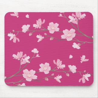 Cherry Blossom Mouse Pad