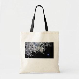 Cherry blossom night Bag