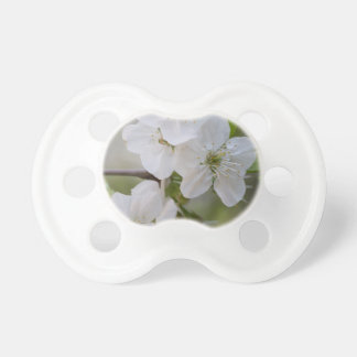 cherry blossom pacifiers