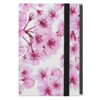 Cherry blossom pattern case for iPad mini