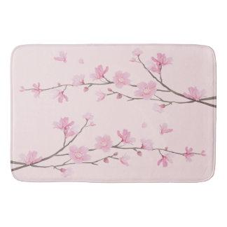 Cherry Blossom - Pink Bath Mat