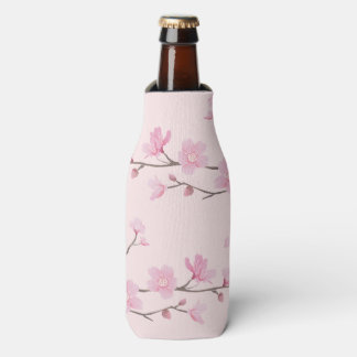 Cherry Blossom - Pink Bottle Cooler
