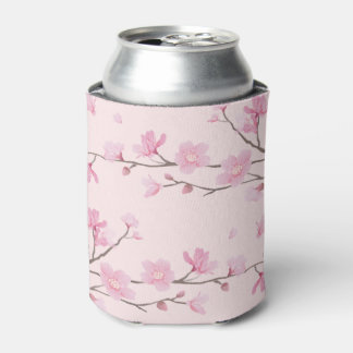 Cherry Blossom - Pink Can Cooler