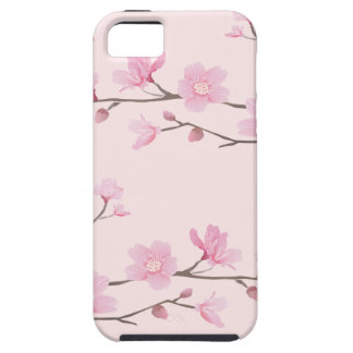 Cherry Blossom - Pink Case For The iPhone 5