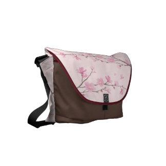 Cherry Blossom - Pink Commuter Bag