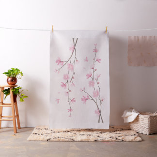 Cherry Blossom - Pink Fabric