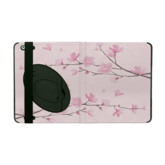 Cherry Blossom - Pink iPad Covers