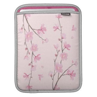 Cherry Blossom - Pink iPad Sleeve
