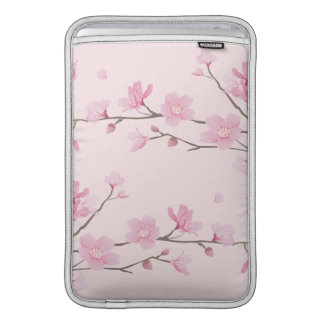 Cherry Blossom - Pink MacBook Sleeve