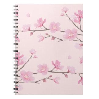 Cherry Blossom - Pink Notebook