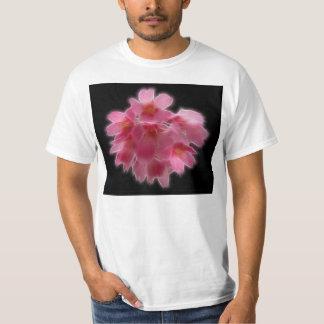 Cherry Blossom Pink Tree Flower Tee Shirt