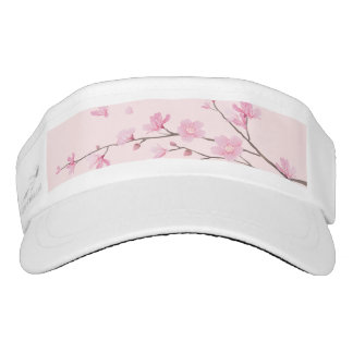 Cherry Blossom - Pink Visor