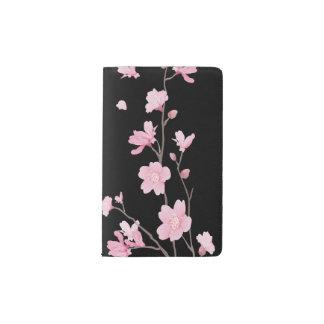 Cherry Blossom Pocket Moleskine Notebook