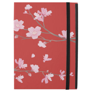 "Cherry Blossom - Red iPad Pro 12.9"" Case"