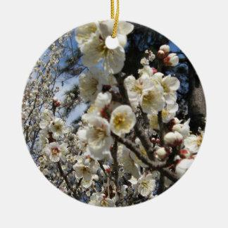 Cherry Blossom / Sakura / サクラ(桜) Ceramic Ornament