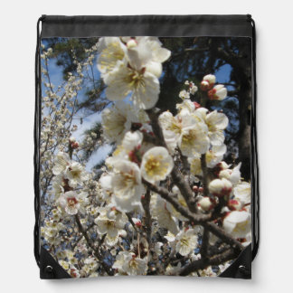 Cherry Blossom / Sakura / サクラ(桜) Drawstring Bag