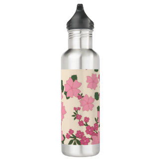 Cherry Blossom - Sakura 710 Ml Water Bottle