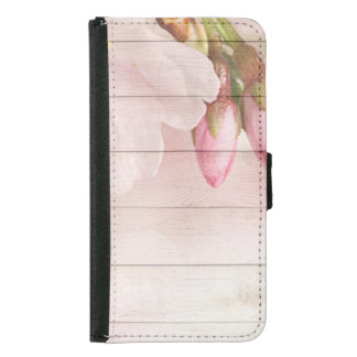 Cherry Blossom Samsung Galaxy S5 Wallet Case