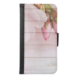 Cherry Blossom Samsung Galaxy S6 Wallet Case