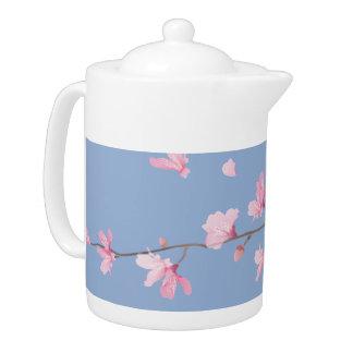 Cherry Blossom - Serenity Blue