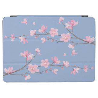 Cherry Blossom - Serenity Blue iPad Air Cover